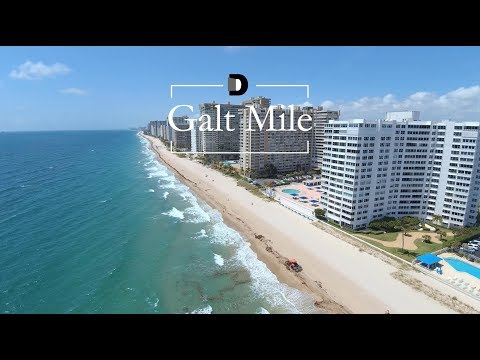 Galt Mile | Condos for Sale | Fort Lauderdale