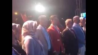 Mustafa Ceceli kayseri Cumhuriyet Meydani