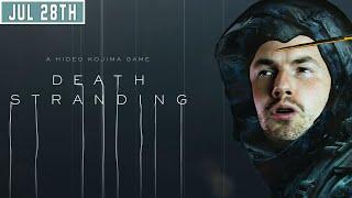Sips Plays Death Stranding - (28/7/20) - Ending