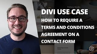 How to Require a Terms and Conditions Agreement On Your Contact Form with Divi