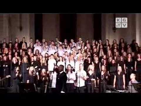 Alpha and Omega - Sing Gospel Latvia!
