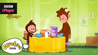 Fun at Home | Tee and Mo Song Time | CBeebies