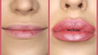 KYLIE JENNER LIPS IN 5 MINUTES