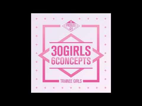 Produce 48 - RUMOR (Demo audio full) [MP3/AUDIO]
