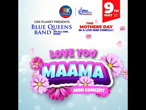 Blue Queens mothers day mini concert.