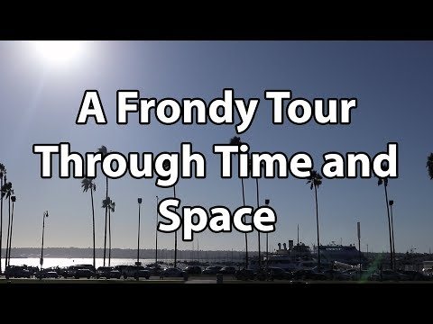 A Frondy Tour Through Time and Space