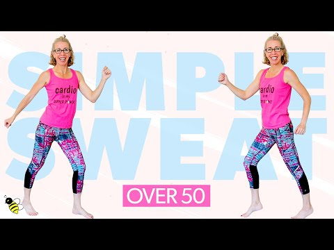 POWER WALK 25-Minute Low Impact Cardio Workout for Women over 50 ⚡️ Pahla B Fitness