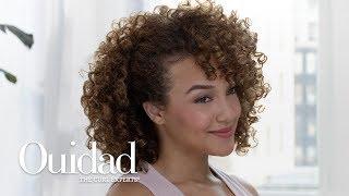 Soft Curly Hair Tutorial - Ouidad VitalCurl+