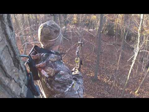 New York Bow Hunting Big Buck (The Goat)