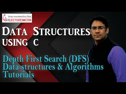 102 Depth First Search (DFS) - Data structures & Algorithms Tutorials