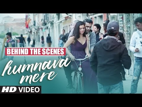 Making Of Humnava Mere Song | Jubin Nautiyal | Manoj Muntashir | Rocky - Shiv
