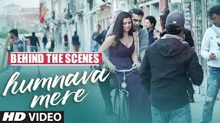 Making Of Humnava Mere Song | Jubin Nautiyal | Manoj Muntashir | Rocky Shiv