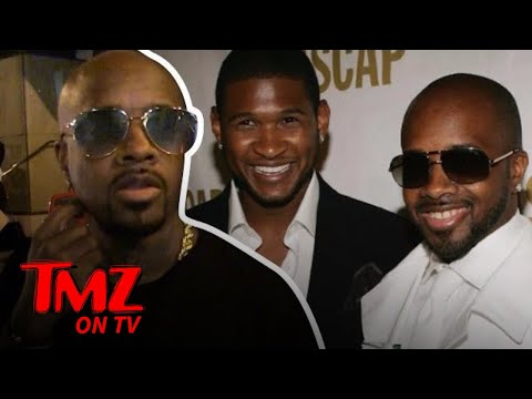 Usher's Producer Says He's Not Sore Over Lawsuit | TMZ TV