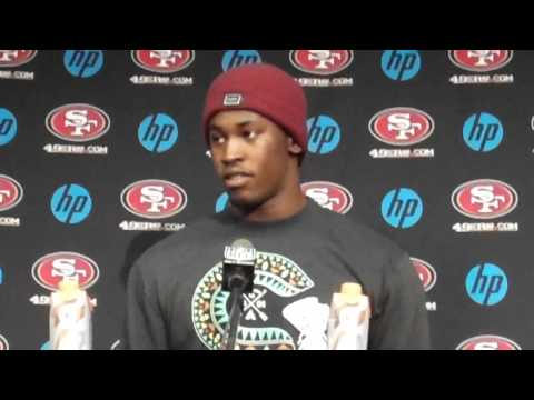 Aldon Smith after 5.5 sacks against Chicago Bears