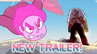NEW Steven Universe Future Trailer breakdown, New Corruptions, Fusions, Jasper, & Pink Pearl!