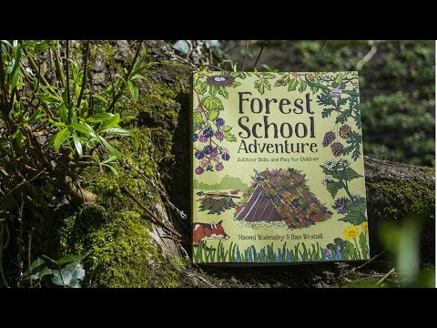 Forest School Adventure Book Trailer