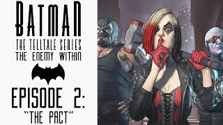 Batman Enemy Within Full Episode 2 The Pact * Call Waller - Head off Bane