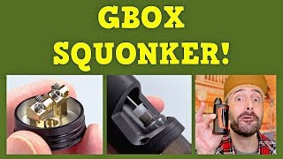 (0.18 MB) The GBOX Squonk Kit! Regulated Squonking Baby! Geek Vape! Mp3