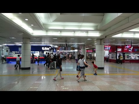【Narita International Airport#4】Terminal 2 Guide#2/Transportation leaving from Narita Airport
