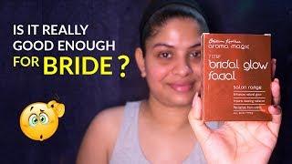 Aroma Magic Bridal Glow Facial Kit  | Payal Singh