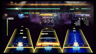 Devin Townsend - Hyperdrive final Rock Band 3 version