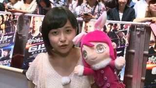 静岡朝日テレビ「コピンクス!」5thシーズン 2013/06/11(火)放送 「G....