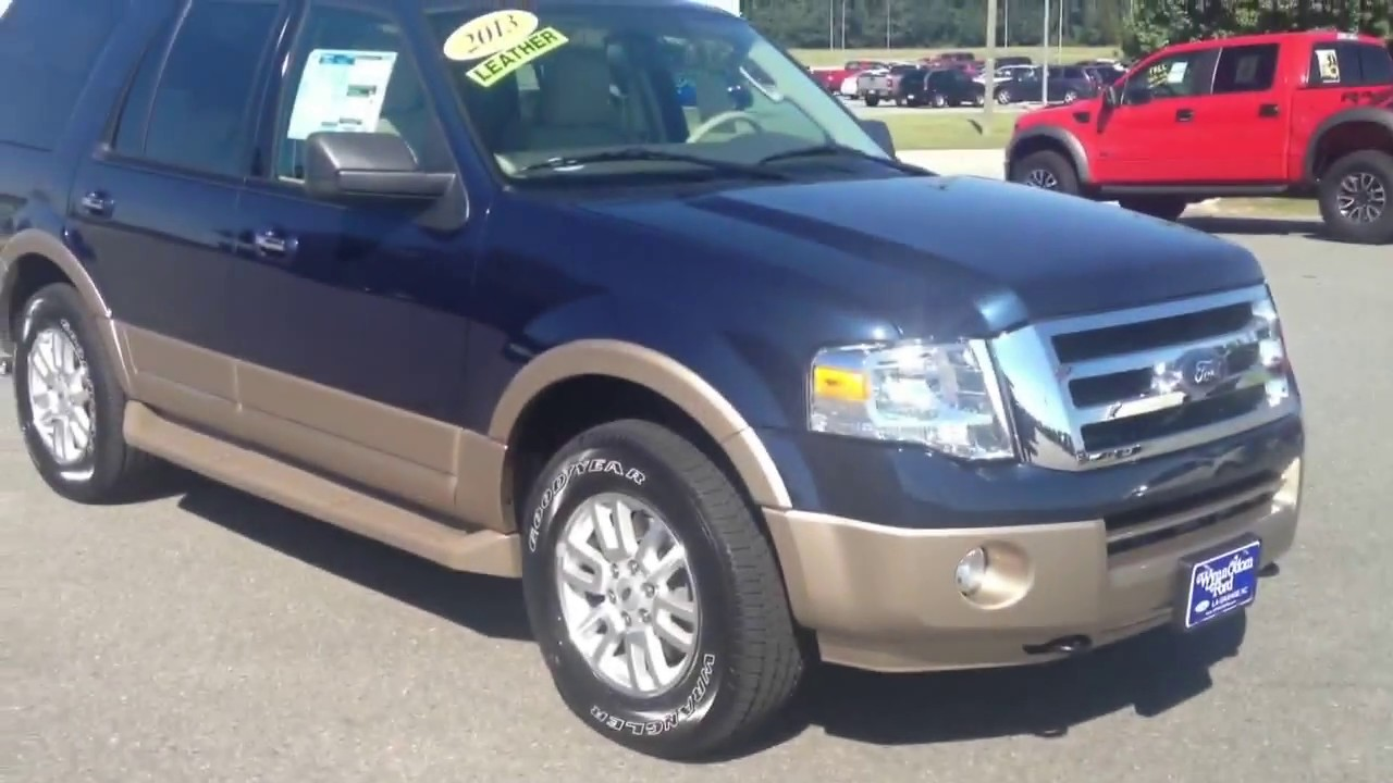 2013 ford expedition xlt premium blue jeans metallic wynn odom ford