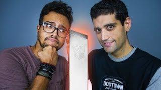 Carregador de celular GIGANTE de ENERGIA SOLAR - Unboxing Destiny 2 CE
