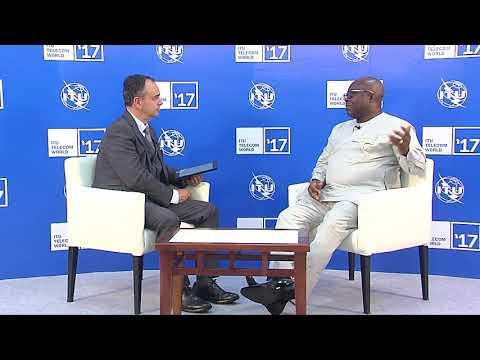ITU TELECOM WORLD 2017 : Hon  Nenyi George Andah, MP, Awutu Senya West, Ghana