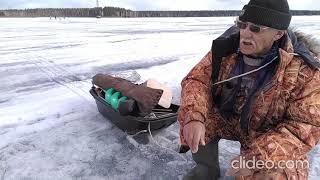 Рыбалка на Белоярке 6 04 2021