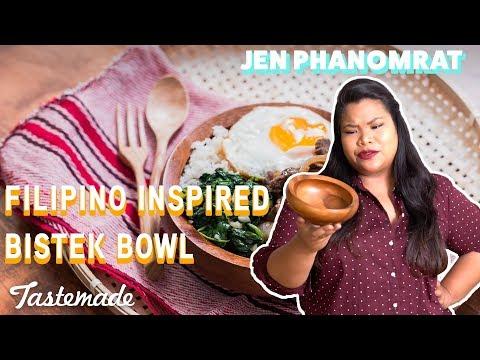 Filipino Inspired Bistek Bowl I Good Times With Jen