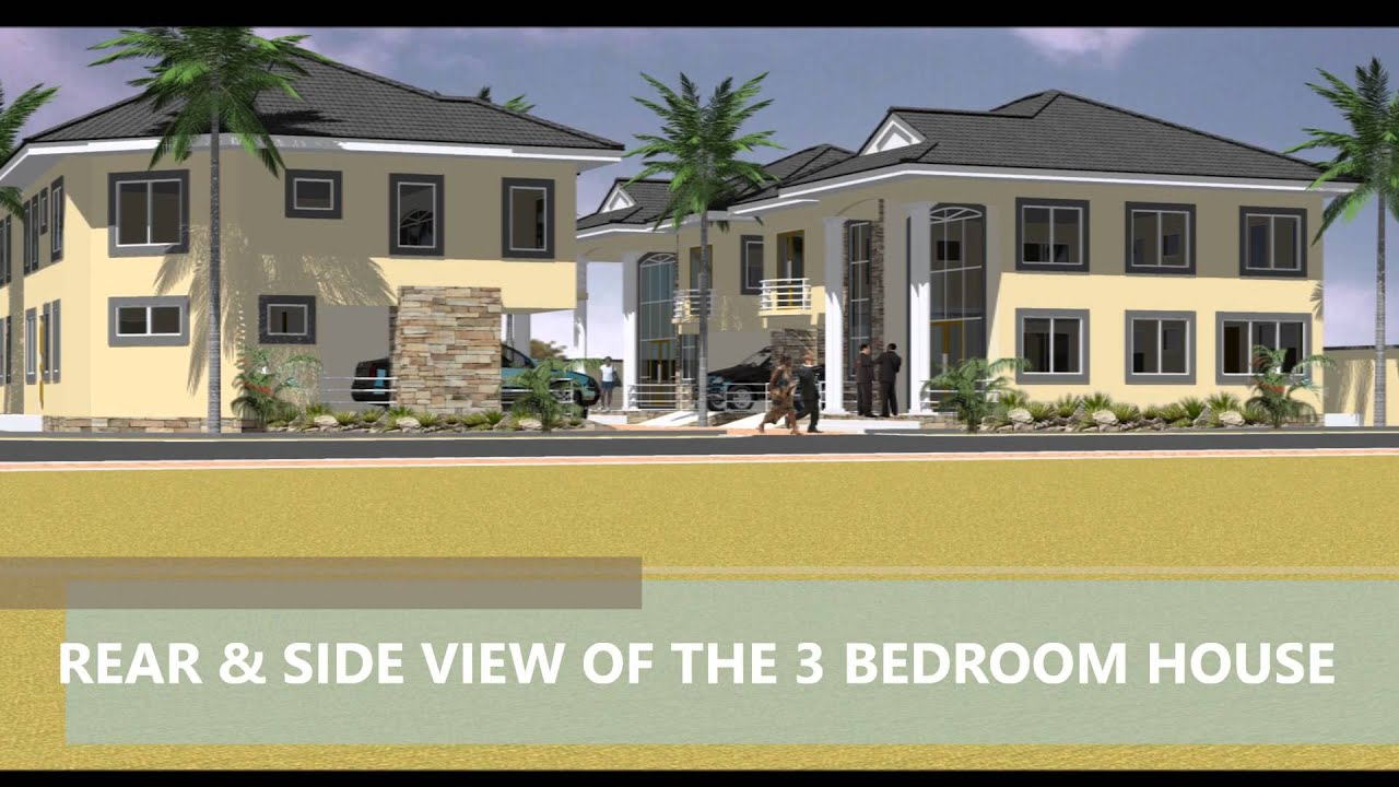 OWN A MODERN AND A LUXURY PROPERTY IN GHANA