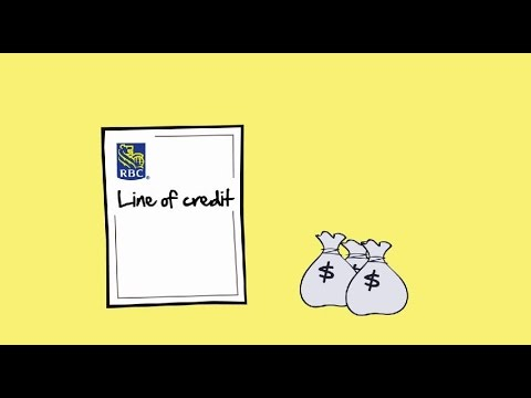 What's A Line Of Credit?