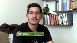 Programa 48 Contigo de Ley: detrás de la curul Diego Vintimilla
