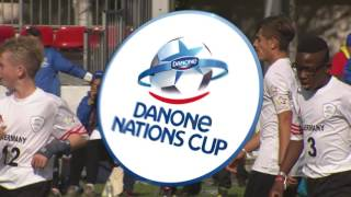 Germany vs Senegal - 1/4 Final - Highlight - Danone Nations Cup 2016