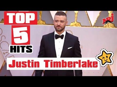 NRJ - Justin Timberlake: 5 hits qui ont marqué sa carrière
