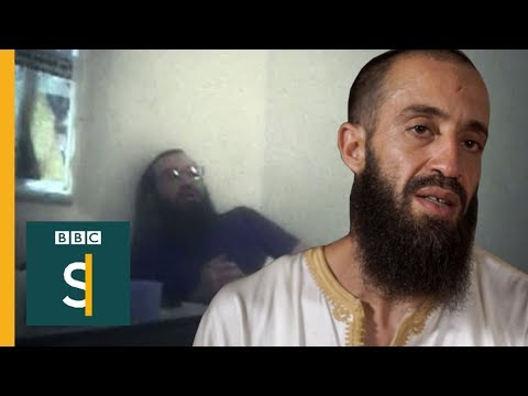 The Algerian who couldn't go home - BBC Stories