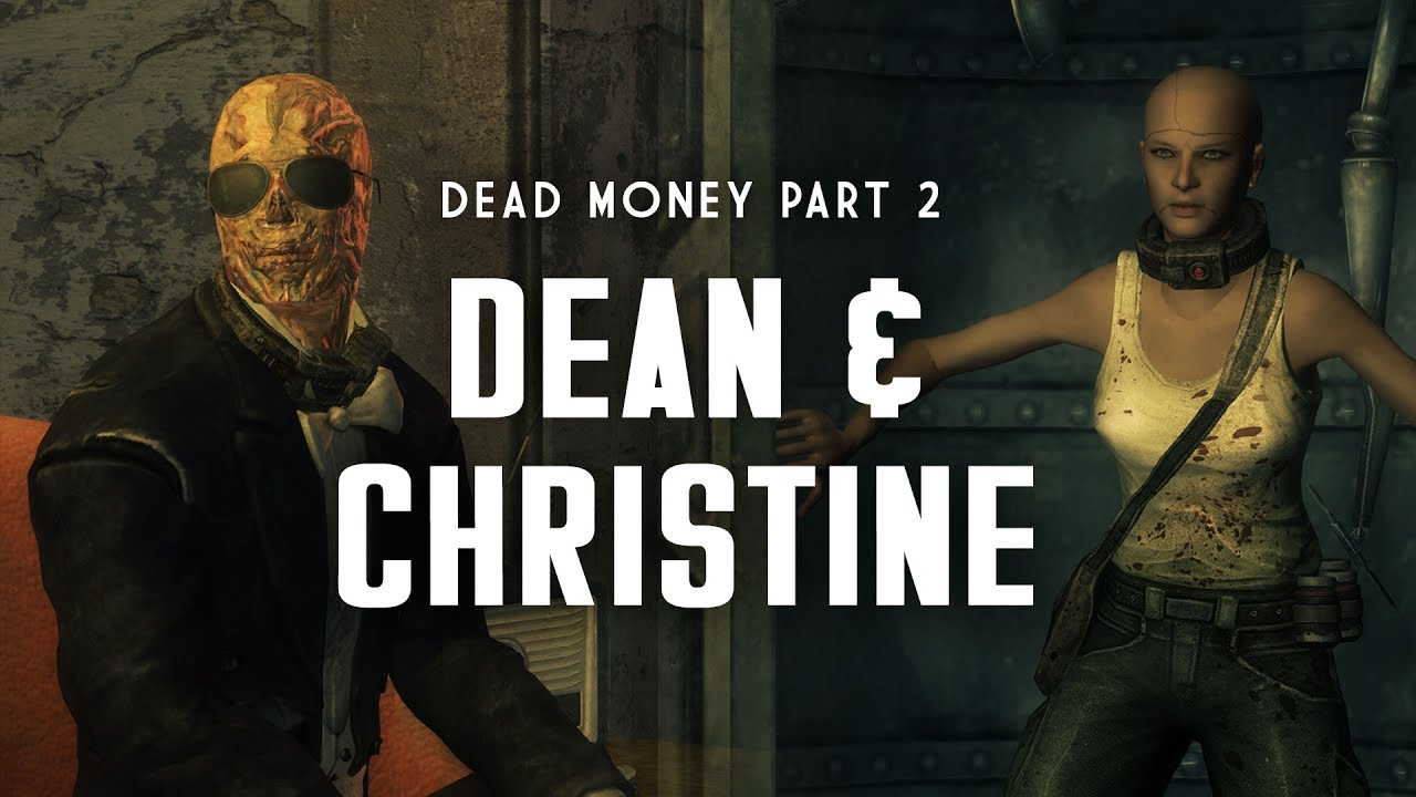 Dead Money Part 2: Dean & Christine - The Sass and the Assassin - Fallout New Vegas Lore