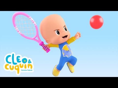 CLEO & CUQUIN - LA PELOTA (T1 - Ep1) Familia Telerin I Dibujos Animados para Niños en ESPAÑOL