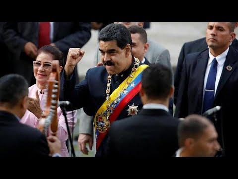 Venezuela's Maduro pushes for talks with President Trump