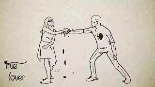 Feel Your love Best    ( Romantic status )    Cartoon Animation Video