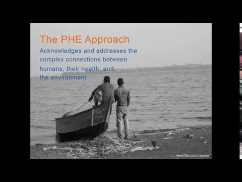 PRB Webinar: Why PHE? Linking Conservation and Reproductive Health in Tanzania
