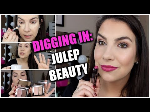 All About JULEP BEAUTY   Try-On/Reviews/Wear Test