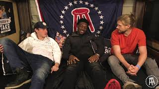 The Barstool Casting Couch With Calvin Ridley