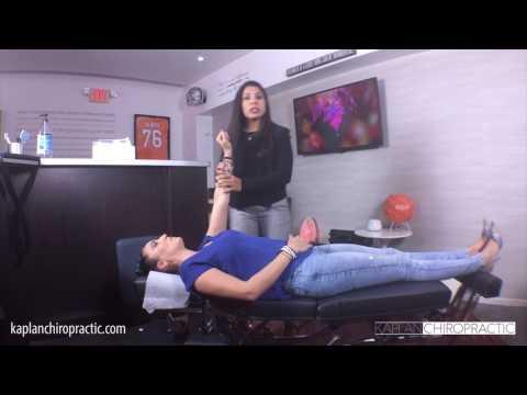 Miami Beach FL Chiropractor : Natural Shoulder Pain Relief