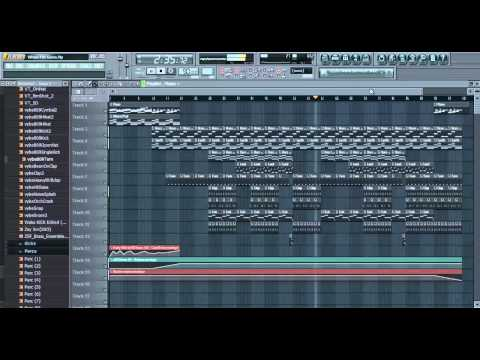 Wiz Khalifa - When I'm Gone (Instrumental Remake)