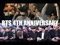 BTS 4TH ANNIVERSARY! STAND BY YOU [FMV]