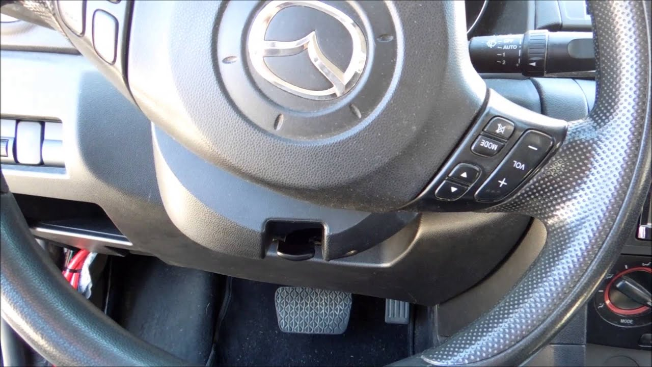 How To Install A Dash Camera Youtube Mazda 2 2009 Fuse Box
