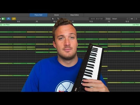 How To Make Your Chord Progressions Not Suck
