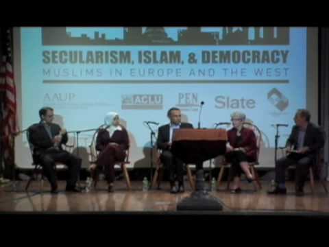 Secularism, Islam, and Democracy: Muslims in Europe and the West